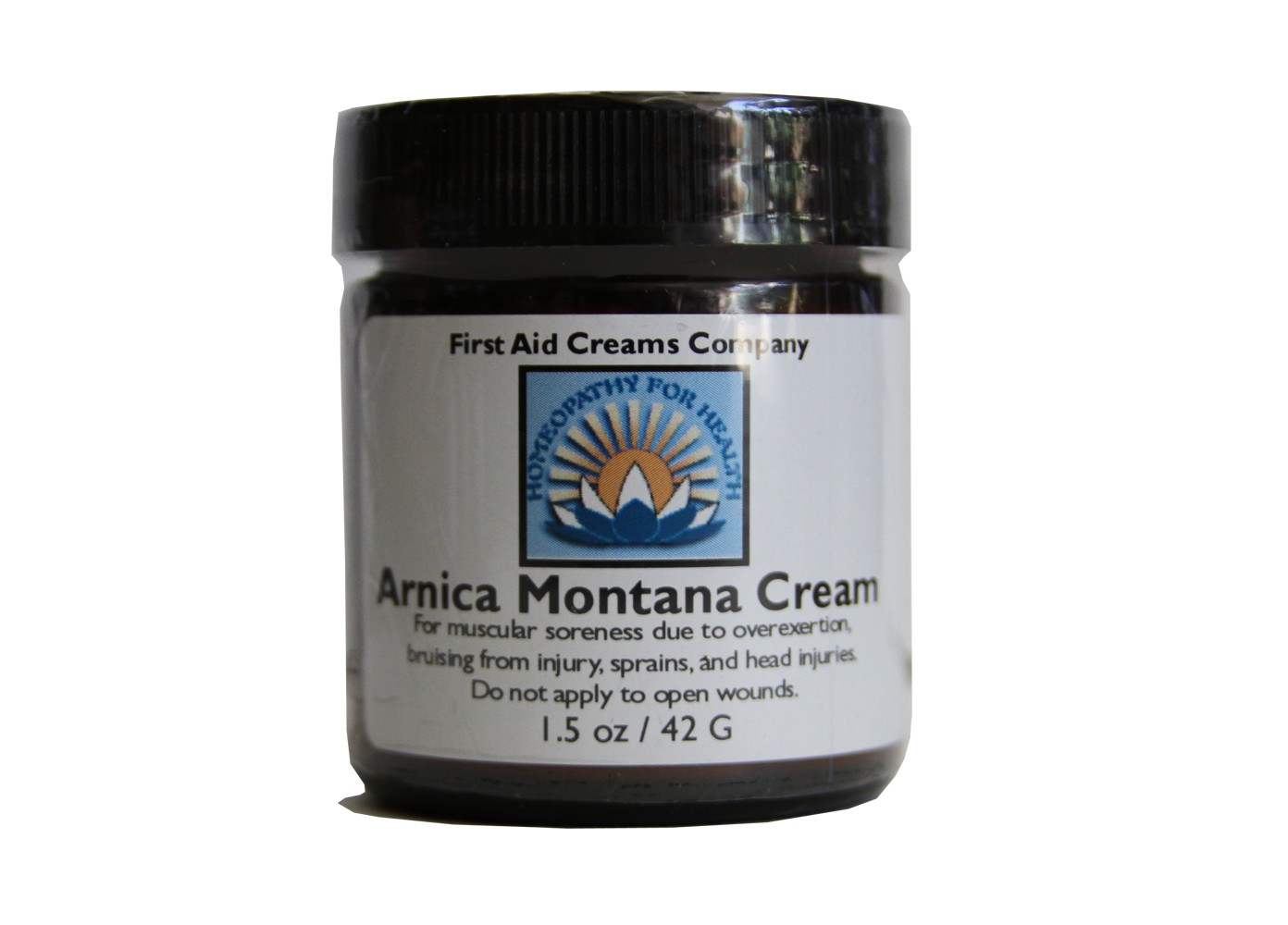 Arnica Montana Cream - First Aid Creams